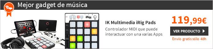 IK Multimedia iRig Pads