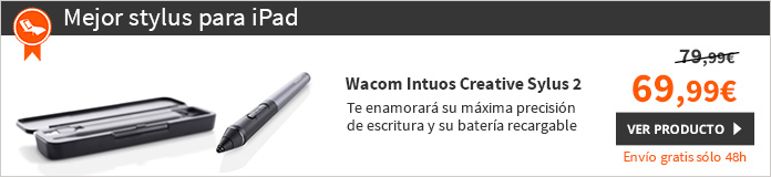 Wacom Intuos Creative Sylus 2 (CS-600PK)