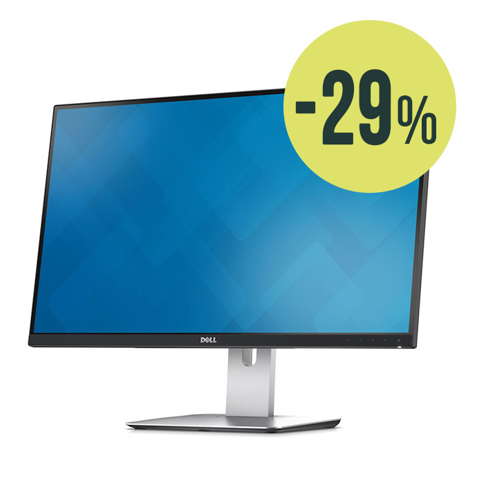 "Dell U2715H Monitor 27"" LED Marco Slim"