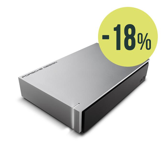 LaCie Porsche Design Desktop P9233 3TB | USB 3.0