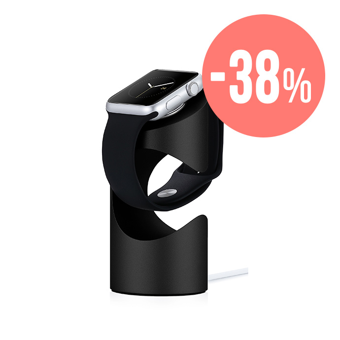 Just Mobile TimeStand soporte Apple Watch